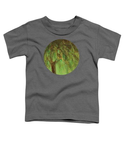 Weeping Willow Toddler T-Shirt