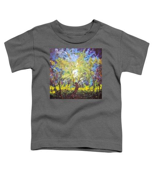 Wekiva Lady Toddler T-Shirt
