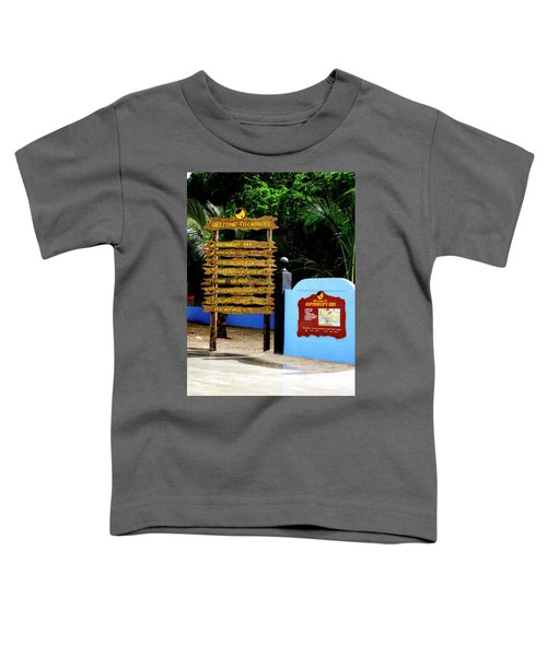Welcome To Labadee Toddler T-Shirt