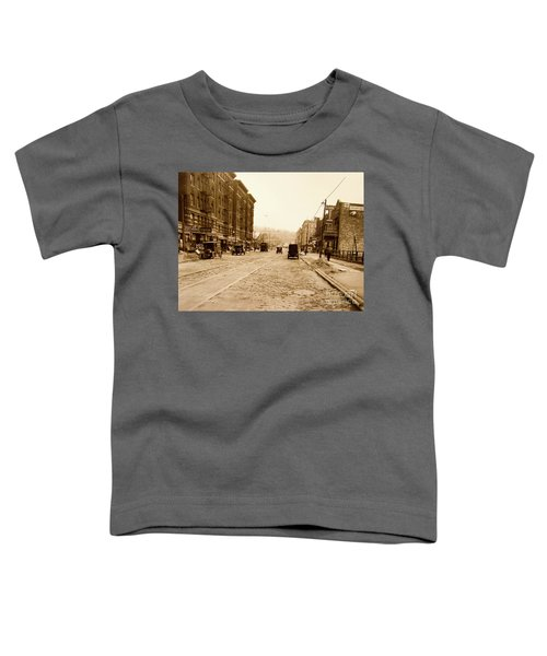 West 207th Street, 1928 Toddler T-Shirt