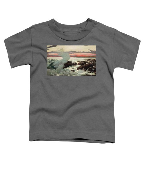 West Point Prouts Neck Toddler T-Shirt