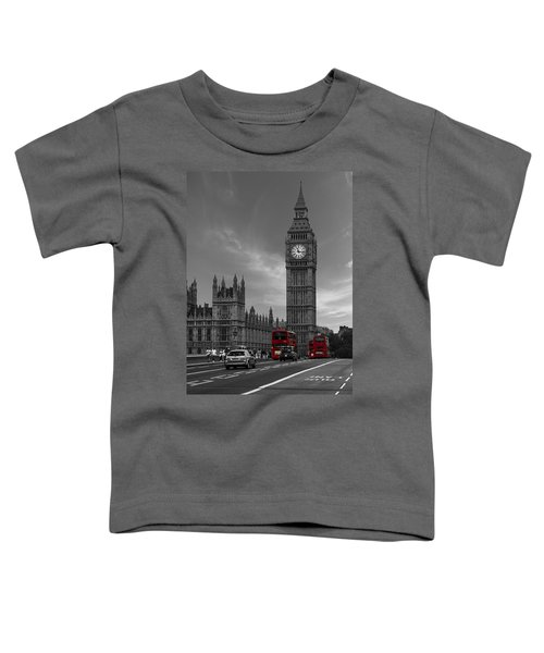 Westminster Bridge Toddler T-Shirt