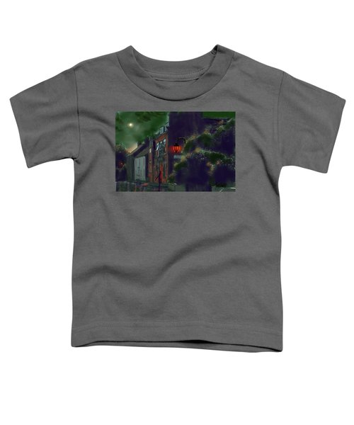 What If Grimshaw Came To Kilham Toddler T-Shirt