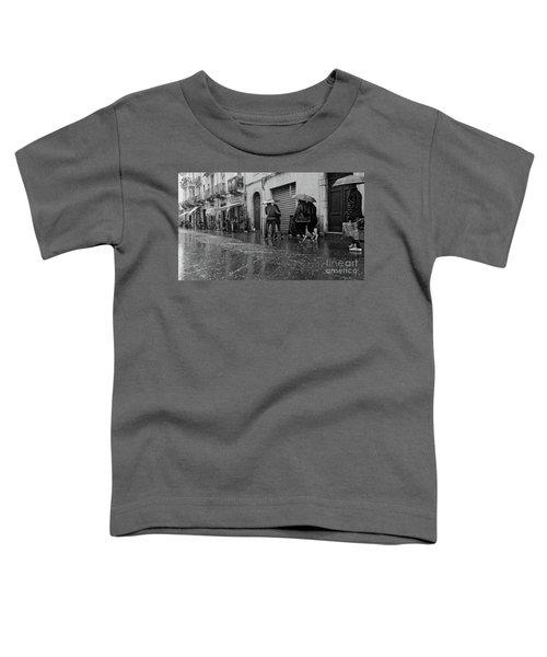 When It Rains It Pours Toddler T-Shirt
