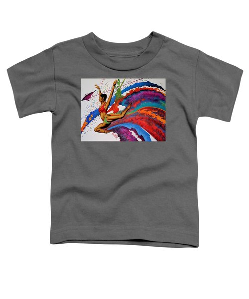 When Misty Moves Toddler T-Shirt