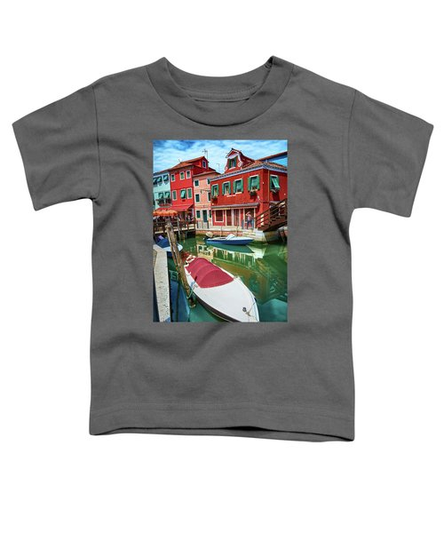 Where Did You Park The Boat? Toddler T-Shirt