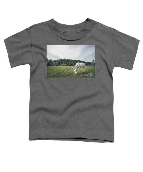 Where The Green Grass Grows Toddler T-Shirt