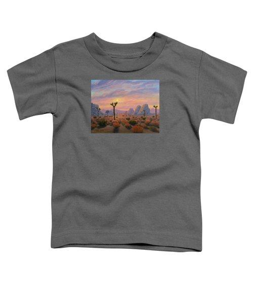 Where The Sun Sets Toddler T-Shirt