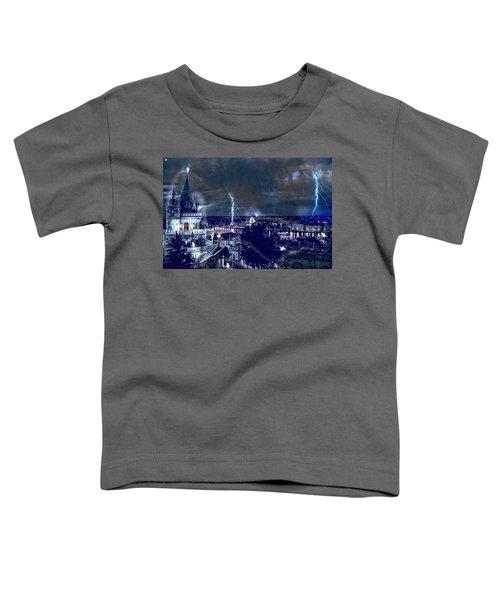 Whimsical Budapest Toddler T-Shirt