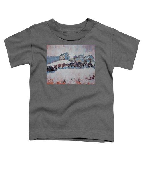 White Hill Zonneberg Maastricht Toddler T-Shirt