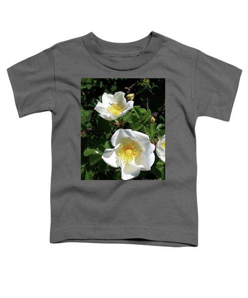 White Perfection Toddler T-Shirt