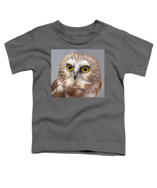 Whoo Me Toddler T-Shirt