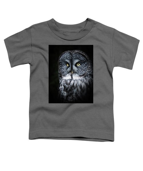 Whooo Are You Looking At? Toddler T-Shirt