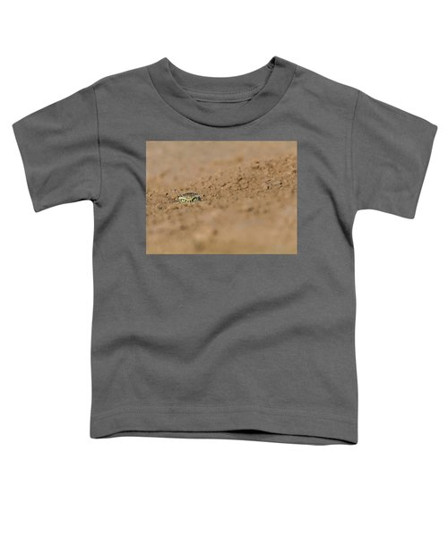 Whozat Toddler T-Shirt