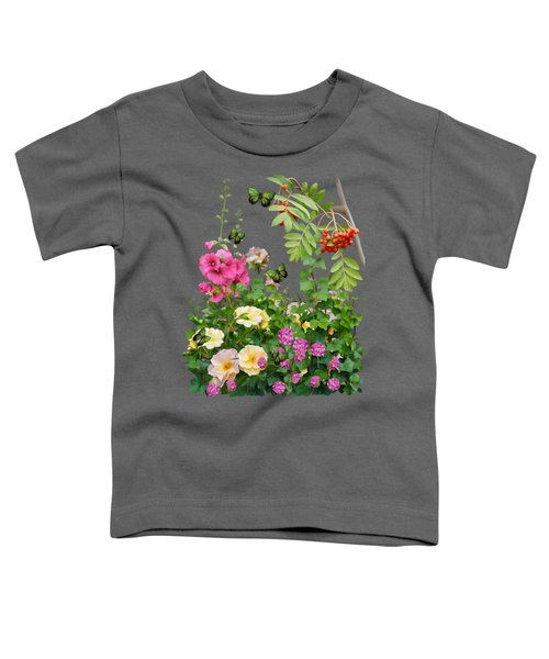 Wild Garden Toddler T-Shirt