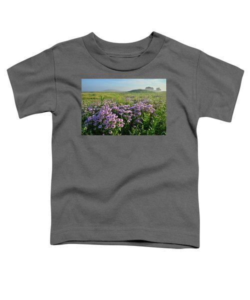 Wild Mints Galore In Glacial Park Toddler T-Shirt