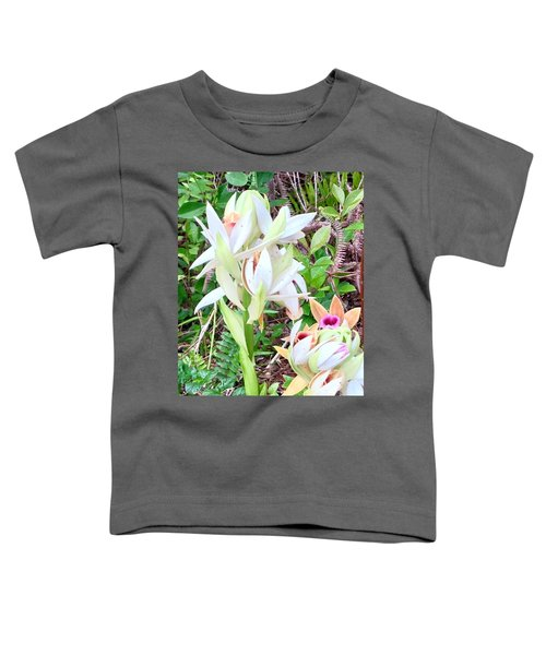 Wild Orchids In Pastel 2 Toddler T-Shirt