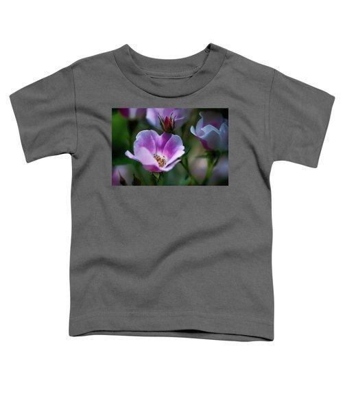 Wild Rose 7 Toddler T-Shirt