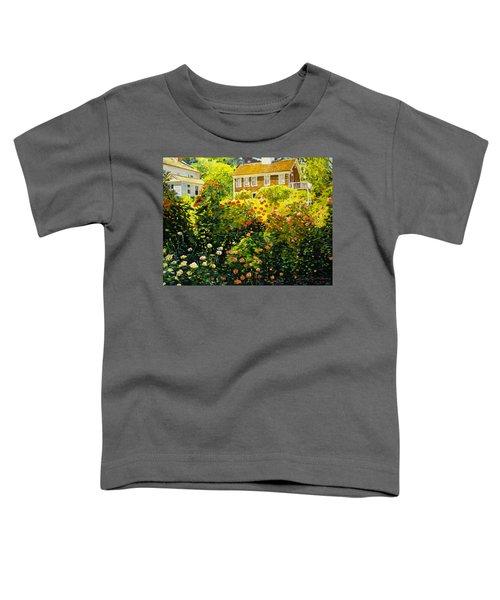 Wild Rose Country Toddler T-Shirt