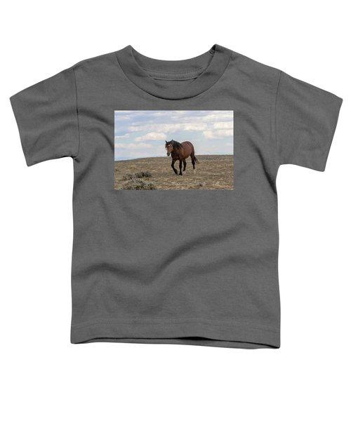 Wild Stallion Toddler T-Shirt