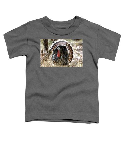 Wild Turkey Toddler T-Shirt