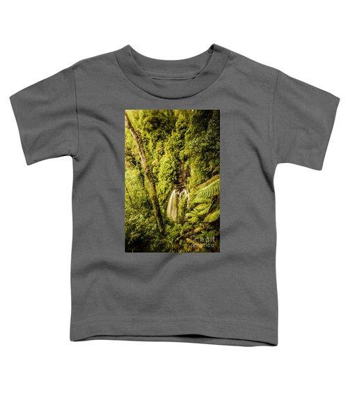 Wilderness Falls Toddler T-Shirt