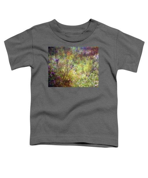 Wildflower Garden Impression 4464 Idp_2 Toddler T-Shirt