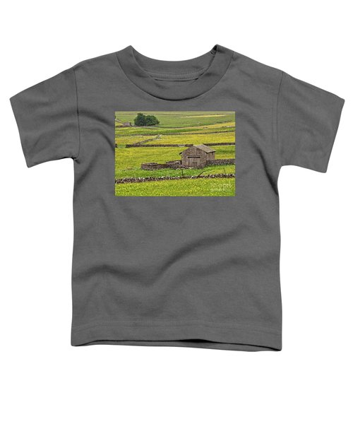 Wildflower Meadows Toddler T-Shirt
