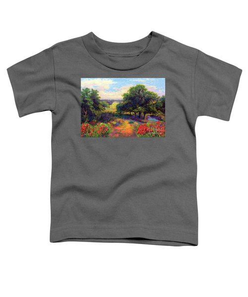 Wildflower Meadows Of Color And Joy Toddler T-Shirt