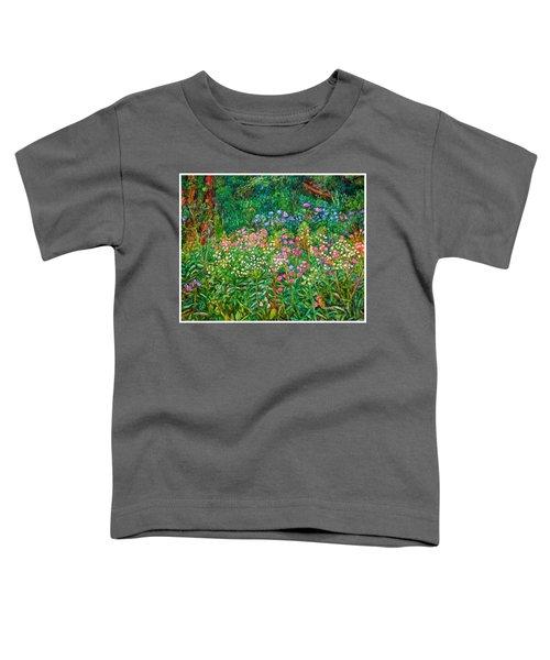 Wildflowers Near Fancy Gap Toddler T-Shirt