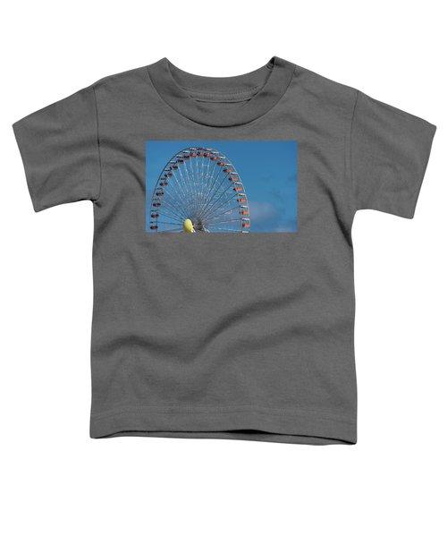 Wildwood Ferris Wheel Toddler T-Shirt