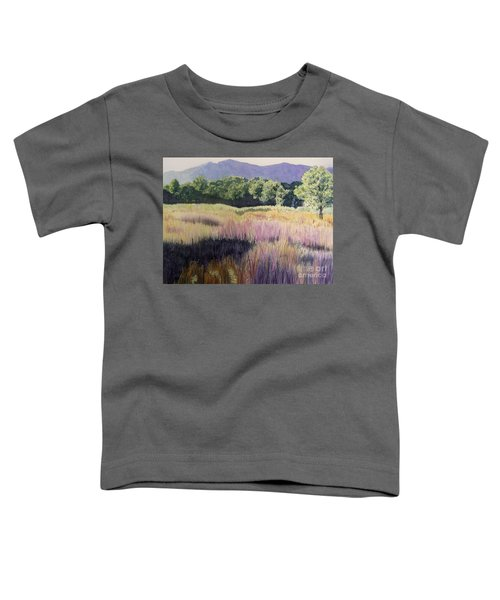 Willamette Meadow Toddler T-Shirt