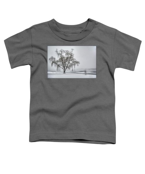 Willow In Blizzard Toddler T-Shirt
