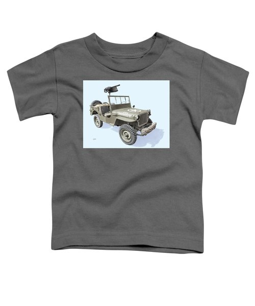 Willy Toddler T-Shirt