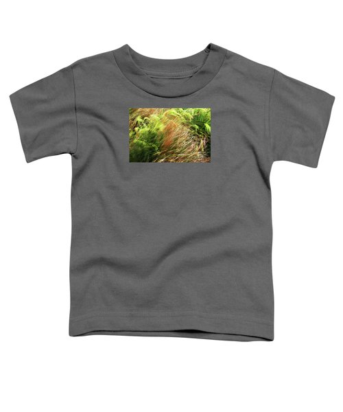 Windblown Grasses Toddler T-Shirt
