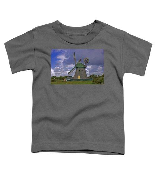 Windmill Amrum Germany Toddler T-Shirt
