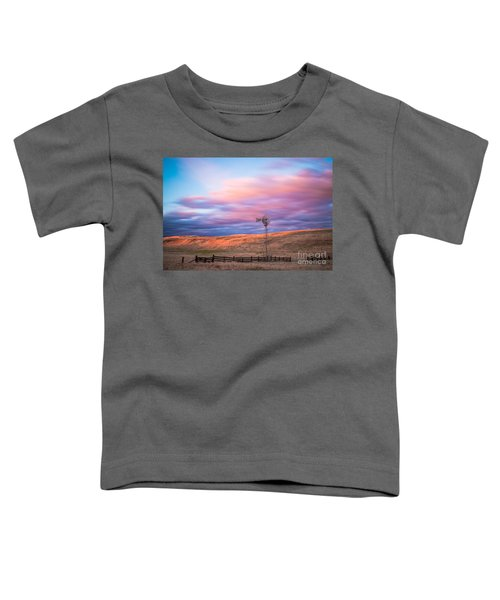 Windmill Le Toddler T-Shirt