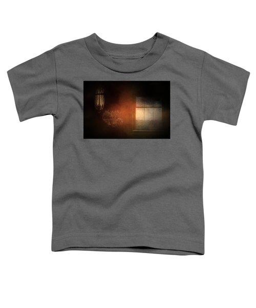 Window Art Toddler T-Shirt