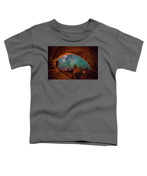 Window To The Heavens Toddler T-Shirt