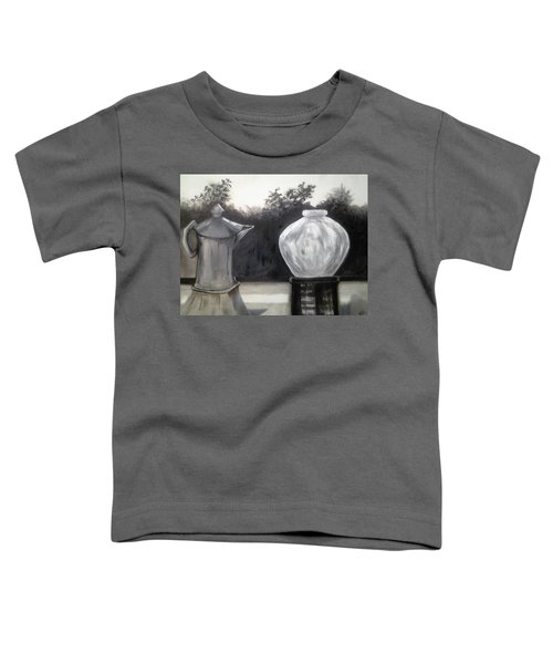 Window View Toddler T-Shirt