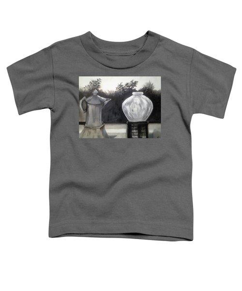 Window View Toddler T-Shirt