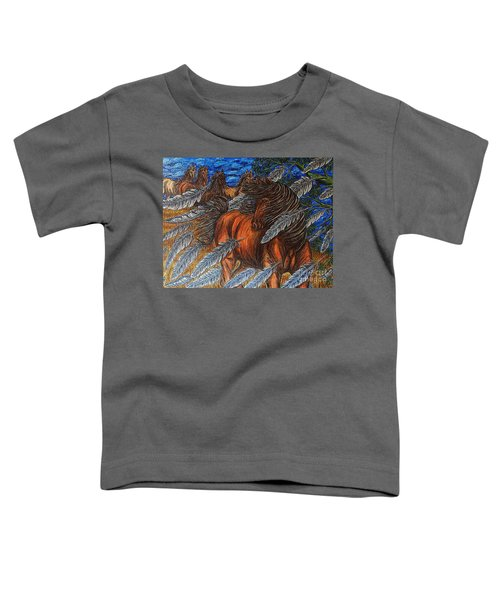 Winds Of Change Toddler T-Shirt