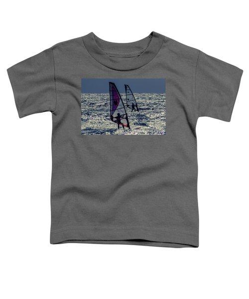 Windsurfers Toddler T-Shirt