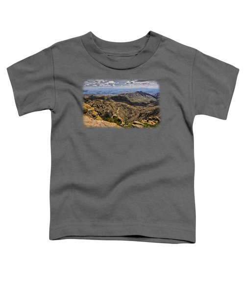Windy Point No.1 Toddler T-Shirt
