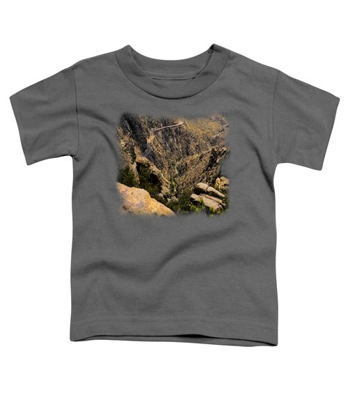 Windy Point No.9 Toddler T-Shirt by Mark Myhaver
