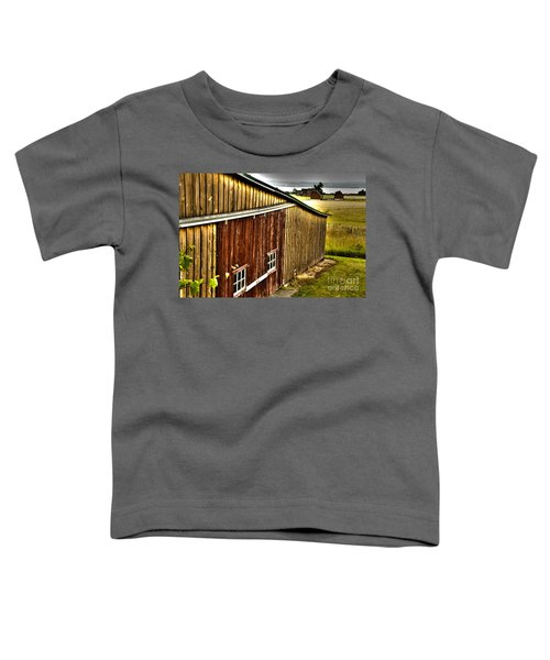 Wine Barn Toddler T-Shirt