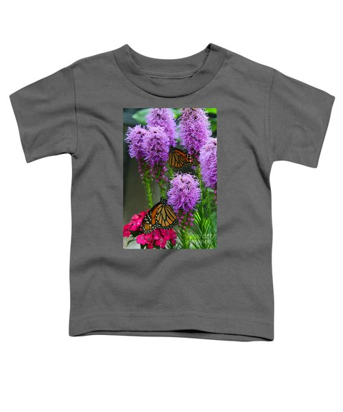 Winged Beauties Toddler T-Shirt