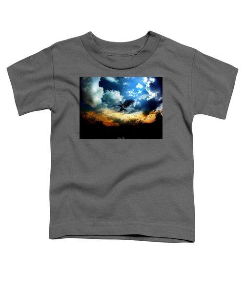 Wings Of Destiny Toddler T-Shirt