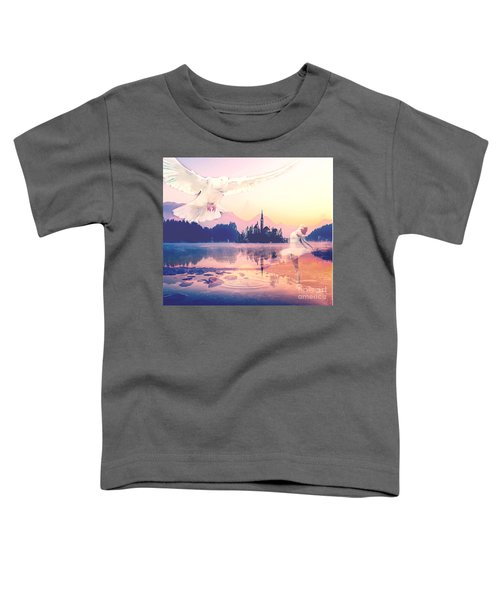 Wings Of Grace Toddler T-Shirt