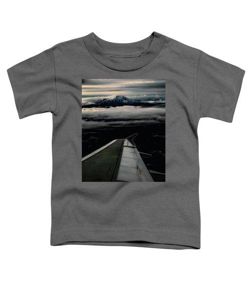 Wings Over Rainier Toddler T-Shirt